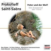 Boy Gobert, Peter Ustinov, Munchener Kammerorchester, Gerd Albrecht – Prokofieff: Peter und der Wolf / Saint-Saens: Der Karneval der Tiere
