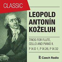 Jana Semerádová, Monika Knoblochová, Hana Fleková – Leopold Koželuh: Trios for Flute, Cello and Piano II.