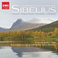 Bournemouth Symphony Orchestra, Paavo Berglund – Sibelius: Complete Symphonies, Tapiola, Karelia suite, Finlandia, The Bard – CD