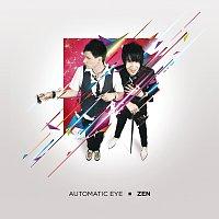 Přední strana obalu CD Zen