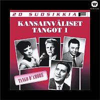 Various Artists.. – 20 suosikkia / Kansainvaliset tangot / Tango D'Amore