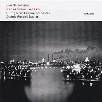 Dennis Russell Davies, Stuttgarter Kammerorchester – Stravinsky: Orchestral Works