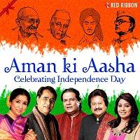 Přední strana obalu CD Aman Ki Aasha - Celebrating Independence Day