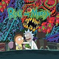 Rick, Morty & & Ryan Elder – Rick and Morty Theme / Goodbye Moonmen