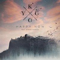 Přední strana obalu CD Happy Now