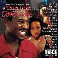 Various  Artists – A Thin Line Between Love & Hate (Music From the Motion Picture)