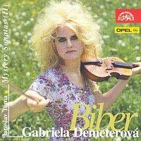 Přední strana obalu CD Biber: Biblické sonáty 2