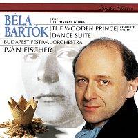 Iván Fischer, Budapest Festival Orchestra – Bartók: The Wooden Prince; Dance Suite