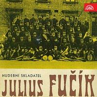 Přední strana obalu CD Hudební skladatel Julius Fučík