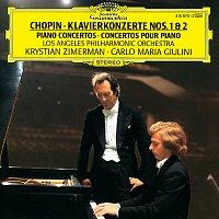 Krystian Zimerman, Los Angeles Philharmonic, Carlo Maria Giulini – Chopin: Piano Concerto nos. 1 & 2
