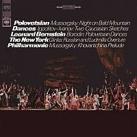 Leonard Bernstein, Alexander Borodin, New York Philharmonic Orchestra – Polovetsian Dances and other Russian Favorites (Remastered)