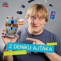 Přední strana obalu CD Pavlásek: Z deníku ajťáka