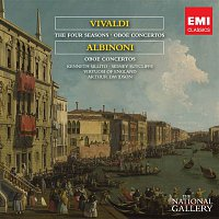 Kenneth Sillito, Virtuosi of England, Arthur Davison – Vivaldi The Four Seasons, Oboe Concertos; Albinoni Oboe Concertos (The National Gallery Collection)