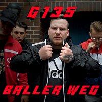 Přední strana obalu CD Baller weg