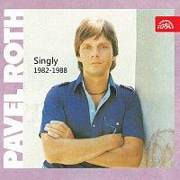Přední strana obalu CD Singly (1982-1988)