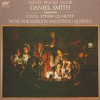 Daniel Smith, Coull String Quartet – Music for Bassoon and String Quartet