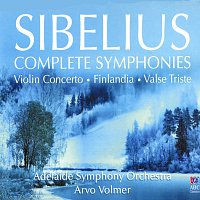 Adelaide Symphony Orchestra, Arvo Volmer – Sibelius: Complete Symphonies