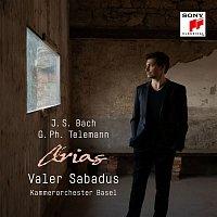 Valer Sabadus & Kammerorchester Basel & Julia Schroder – Bach & Telemann: Arias