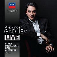 Alexander Gadjiev – Alexander Gadjiev - Live