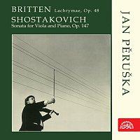 Jan Pěruška – Britten: Lachrymae (Slzy), op. 48, Šostakovič: Sonáta pro violu a klavír, op. 147