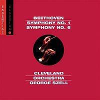 "George Szell, The Cleveland Orchestra – Beethoven: Symphony No. 1; Symphony No. 6 ""Pastoral""; Egmont Overture"