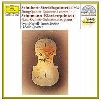 James Levine, Walter Levin, Henry Meyer, Peter Kamnitzer, Lynn Harrell, Lee Fiser – Schubert: String Quintet In C Major D.956 / Schumann: Piano Quintet In E Flat, Op. 44