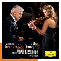 Anne-Sophie Mutter, Berliner Philharmoniker, Herbert von Karajan – Complete Recordings On Deutsche Grammophon