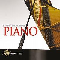 Přední strana obalu CD 50 Plus Grands Succes : Piano