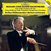 Berliner Philharmoniker, Herbert von Karajan – Mozart: Eine kleine Nachtmusik / Grieg: Holberg Suite / Prokofiev: Symphonie Classique