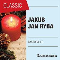 Přední strana obalu CD Jakub Jan Ryba: Pastorales
