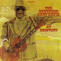 Reverend Gary Davis – At Newport