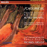 Alfred Brendel, Michael Gielen, SWF Sinfonie Orchester Baden-Baden – Schoenberg: Piano Concerto; Chamber Symphonies Nos. 1 & 2