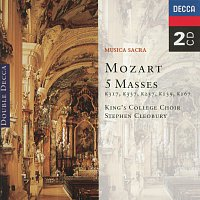The Choir of King's College, Cambridge, Wiener Staatsopernchor – Mozart: Five Masses