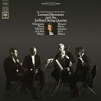 Leonard Bernstein, Robert Schumann, Juilliard String Quartet – Schumann: Piano Quintet in E-Flat Major, Op. 44 - Mozart: Piano Quartet No. 1 in G Minor, K. 478 (Remastered)