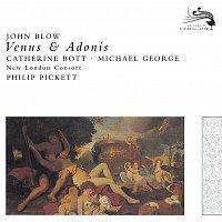 Catherine Bott, Michael George, New London Consort, Philip Pickett – Blow: Venus & Adonis