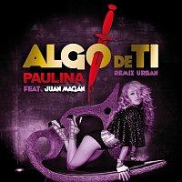 Přední strana obalu CD Algo De Ti [Remix Urban Feat Juan Magan]