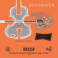 Ruggiero Ricci, London Philharmonic Orchestra, Sir Adrian Boult – Beethoven: Violin Concerto; Tchaikovsky: Violin Concerto [Ruggiero Ricci: Complete Decca Recordings, Vol. 1]