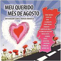 Přední strana obalu CD Meu Querido Mes De Agosto - Em Viagem Com A Nossa Música!