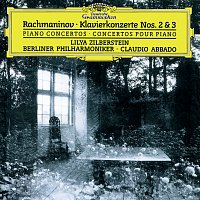 Přední strana obalu CD Rachmaninov: Piano Concertos Nos.2 & 3