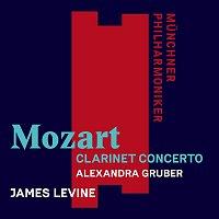 Munchner Philharmoniker, James Levine, & Alexandra Gruber – Mozart: Clarinet Concerto