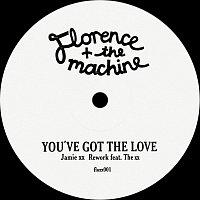 Přední strana obalu CD You've Got The Love [Jamie xx Rework]
