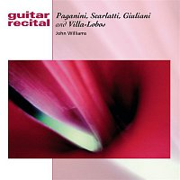 John Williams, Domenico Scarlatti – Guitar Recital