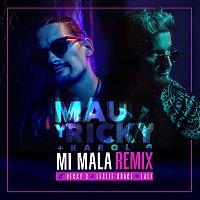 Mau y Ricky, Karol G, Becky G., Leslie Grace, Lali – Mi Mala (Remix)