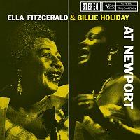Billie Holiday, Ella Fitzgerald – At Newport