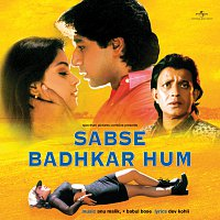 Přední strana obalu CD Sabse Badhkar Hum