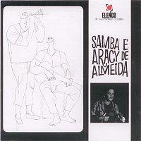Přední strana obalu CD Samba E Aracy De Almeida
