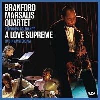 Branford Marsalis Quartet – Coltrane's A Love Supreme Live in Amsterdam