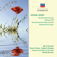 Barry Tuckwell, Simon Preston, Stephen Shingles, Sir Neville Marriner – Michael Haydn: Horn Concerto; 6 Minuets