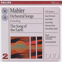 Jessye Norman, John Shirley-Quirk, Dame Janet Baker, James King, Hermann Prey – Mahler: Orchestral Songs