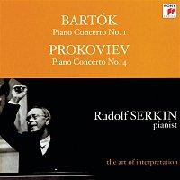 "Rudolf Serkin, The Philadelphia Orchestra, Eugene Ormandy – Bartok: Piano Concerto No. 1; Prokofiev: Piano Concerto No. 4 ""For the Left Hand"" [Rudolf Serkin - The Art of Interpretation]"